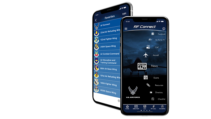 Air Force Connect