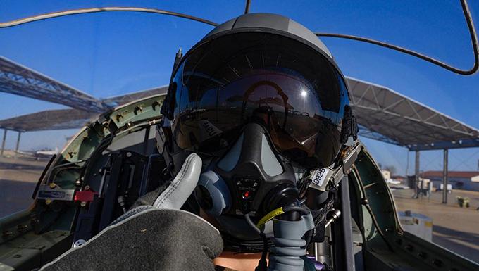 Air Force photographer