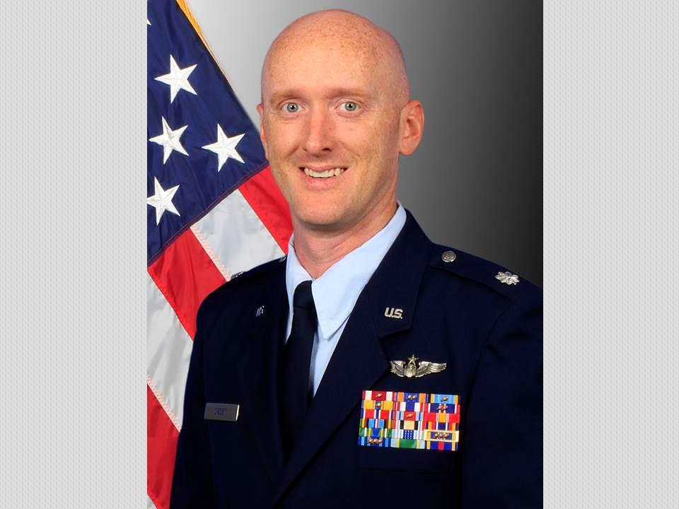 Lt. Col. Michael Drost